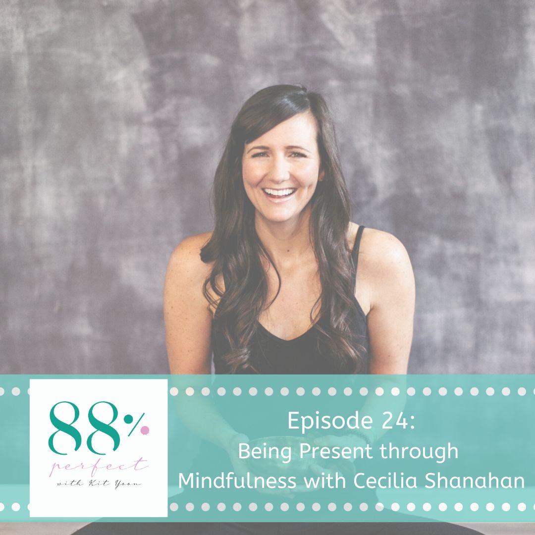 present through mindfulness