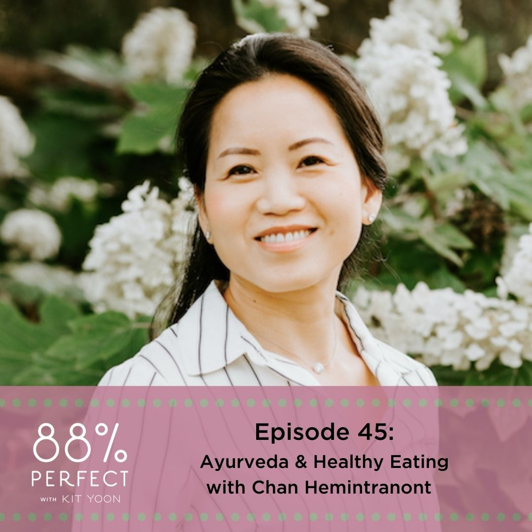ayurveda and healthy eating with chan hemintranot