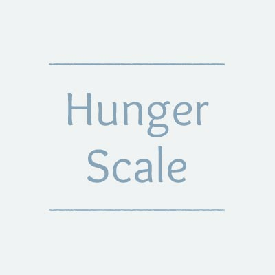 hunger-scale