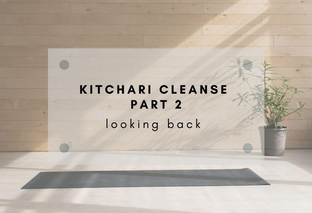 kitchari, kitchari cleanse, ayurveda, cleanse, detox